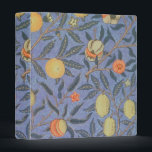 """William Morris Pomegranate Floral Vintage Fine Art Binder<br><div class=""""desc"""">William Morris Pomegranate Fruit Vintage Floral Wallpaper Design William Morris was an English textile designer, artist, writer, and socialist associated with the Pre-Raphaelite Brotherhood and British Arts and Crafts Movement. He founded a design firm in partnership with the artist Edward Burne-Jones, and the poet and artist Dante Gabriel Rossetti which...</div>"""