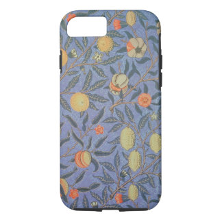 William Morris Pomegranate Floral Vintage Fine Art iPhone 8/7 Case