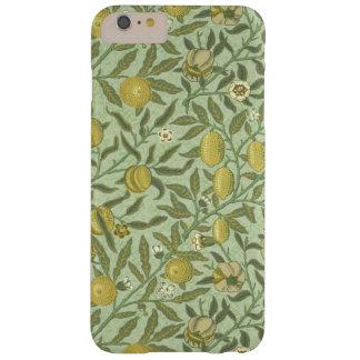 William Morris Pomegranate Fruit Design Barely There iPhone 6 Plus Case