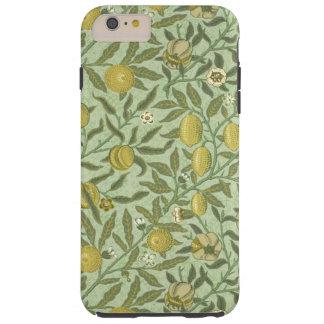 William Morris Pomegranate Fruit Design Tough iPhone 6 Plus Case