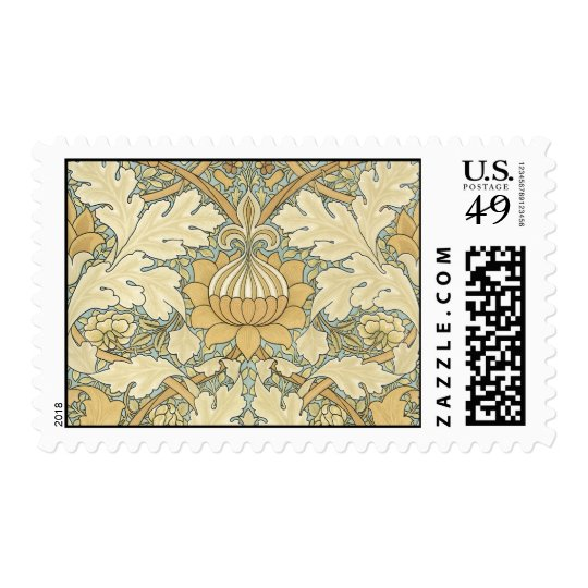 William Morris Postage