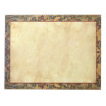 William Morris Pre-Raphaelite 11X8.5 in Notepad
