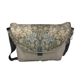 William Morris Pre-Raphaelite Floral Bag Messenger Bag