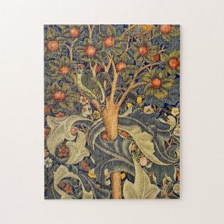 William Morris Pre-Raphaelite Puzzle