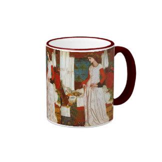 William Morris - Queen Guinevere Coffee Mug