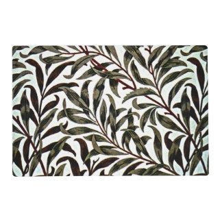 William Morris - rama del sauce Tapete Individual