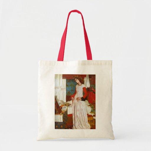 William Morris - reina Guinevere Bolsa Tela Barata