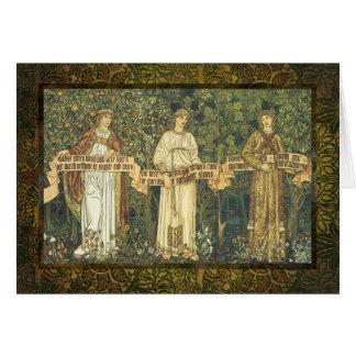 William Morris Renaissance Card