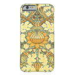 William Morris rich floral pattern Barely There iPhone 6 Case