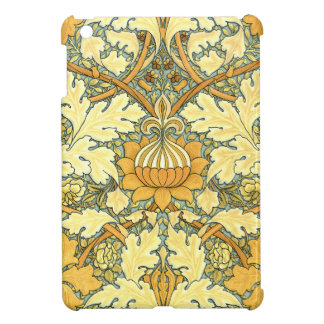 William Morris rich floral pattern iPad Mini Cover