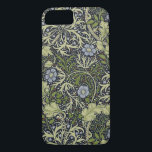"William Morris Seaweed Pattern Floral Vintage Art iPhone 8/7 Case<br><div class=""desc"">William Morris Seaweed Pattern Design Floral Vintage Fine Art iPhone 6 Case William Morris was an English textile designer, artist, writer, and socialist associated with the Pre-Raphaelite Brotherhood and British Arts and Crafts Movement. He founded a design firm in partnership with the artist Edward Burne-Jones, and the poet and artist...</div>"