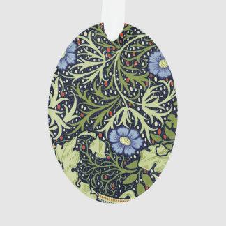 William Morris Seaweed Wallpaper Pattern Ornament