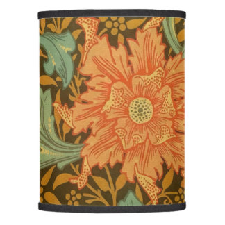 William morris lamp shades zazzle william morris single stem pattern art nouveau lamp shade aloadofball Gallery