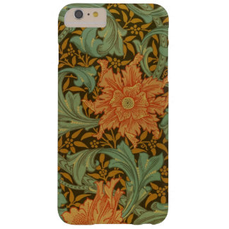 William Morris Single Stem Pattern Floral Vintage Barely There iPhone 6 Plus Case
