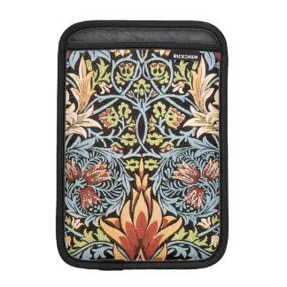 William Morris Snakeshead Design Sleeve For iPad Mini