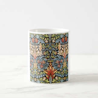 William Morris Snakeshead Design Coffee Mugs