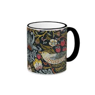 William Morris Song Ringer Coffee Mug