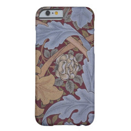 William Morris St. James Flower Pattern Barely There iPhone 6 Case
