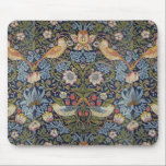 "William Morris Strawberry Thief Design 1883 Mouse Pad<br><div class=""desc"">William Morris Strawberry Thief Design 1883
