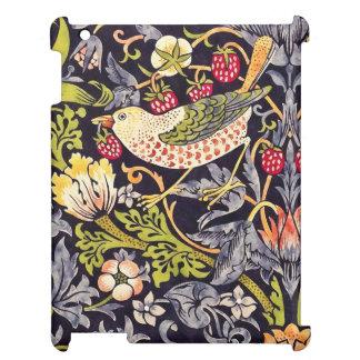 William Morris Strawberry Thief Floral Art Nouveau Case For The iPad 2 3 4