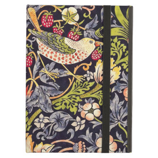 William Morris Strawberry Thief Floral Art Nouveau iPad Air Cover