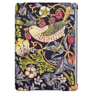 William Morris Strawberry Thief Floral Art Nouveau iPad Air Covers