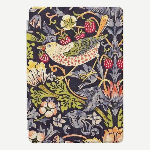 William Morris Strawberry Thief Floral Art Nouveau iPad Pro Cover