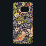 """William Morris Strawberry Thief Floral Art Nouveau Samsung Galaxy S7 Case<br><div class=""""desc"""">William Morris Strawberry Thief Floral Art Nouveau Watercolor Painting Strawberry Thief is one of William Morris"""