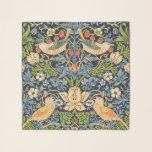 "William Morris Strawberry Thief Floral Pattern Scarf<br><div class=""desc"">William Morris Strawberry Thief Floral Pattern Scarf</div>"