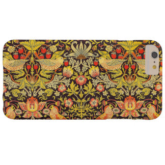 William Morris Strawberry Thief Pattern Barely There iPhone 6 Plus Case