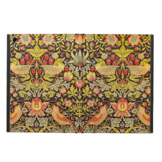 William Morris Strawberry Thief Pattern Cover For iPad Air