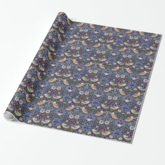 William Morris Strawberry Thief Gift Wrap Paper