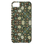 William Morris Style Wallpapered Forestry Pattern iPhone 5C Covers