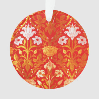 William Morris subió y lirio