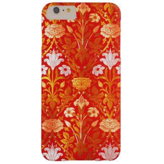 William Morris subió y lirio Funda De iPhone 6 Plus Barely There