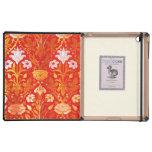 William Morris subió y lirio iPad Carcasas