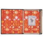 William Morris subió y lirio iPad Protectores