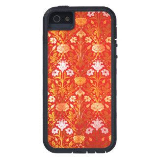 William Morris subió y lirio iPhone 5 Fundas
