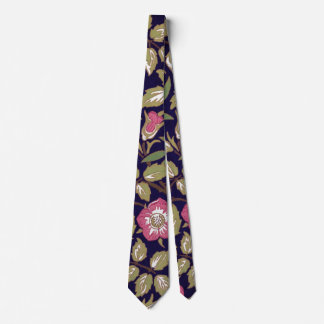 William Morris Sweet Briar Floral Art Nouveau Tie