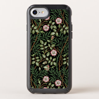 William Morris Sweet Briar Vintage Floral Pattern Speck iPhone Case