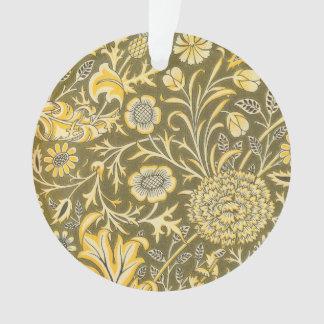 William Morris The Cherwell Design For Velveteen Ornament
