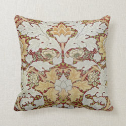 William Morris Throw Cushion