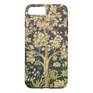 William Morris Tree Of Life Floral Vintage iPhone 8 Plus/7 Plus Case