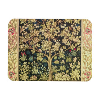 William Morris Tree Of Life Magnet