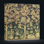 "William Morris Tree Of Life Vintage Pre-Raphaelite 3 Ring Binder<br><div class=""desc"">William Morris Tree Of Life Floral Vintage Art William Morris was an English textile designer, artist, writer, and socialist associated with the Pre-Raphaelite Brotherhood and British Arts and Crafts Movement. He founded a design firm in partnership with the artist Edward Burne-Jones, and the poet and artist Dante Gabriel Rossetti which...</div>"