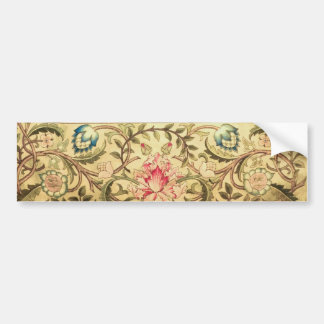William Morris Tree Of Life Vintage Pre-Raphaelite Bumper Sticker