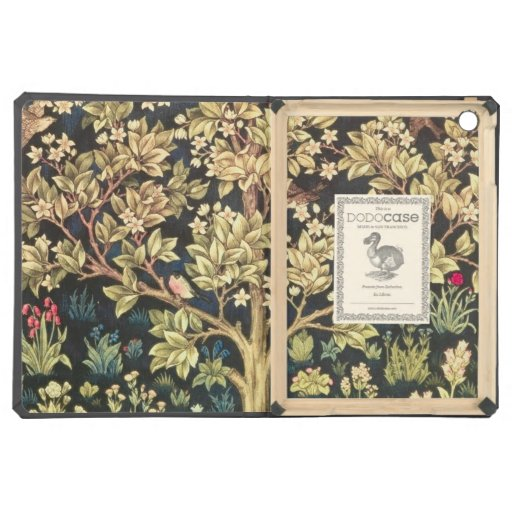 William Morris Tree Of Life Vintage Pre-Raphaelite Case For iPad Air