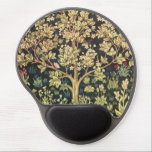 "William Morris Tree Of Life Vintage Pre-Raphaelite Gel Mouse Pad<br><div class=""desc"">William Morris Tree Of Life Floral Vintage Art William Morris was an English textile designer, artist, writer, and socialist associated with the Pre-Raphaelite Brotherhood and British Arts and Crafts Movement. He founded a design firm in partnership with the artist Edward Burne-Jones, and the poet and artist Dante Gabriel Rossetti which...</div>"
