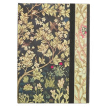 William Morris Tree Of Life Vintage Pre-Raphaelite iPad Air Case