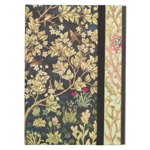 William Morris Tree Of Life Vintage Pre-Raphaelite iPad Air Covers